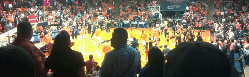 Don Haskins Center