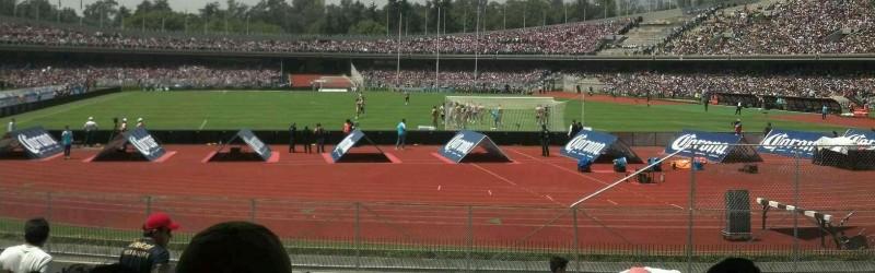 Estadio Olímpico Universitario