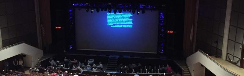 Miller Auditorium