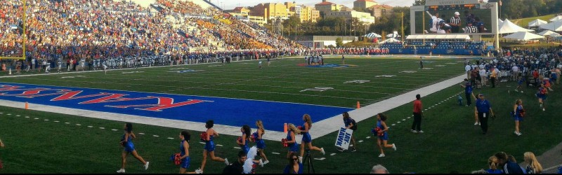 David Booth Kansas Memorial Stadium