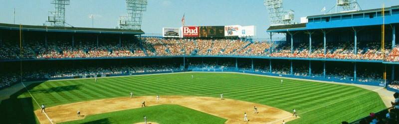 Old Tiger Stadium