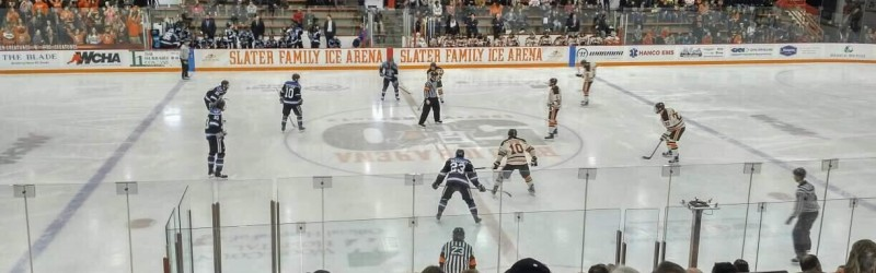 Slater Family Ice Arena