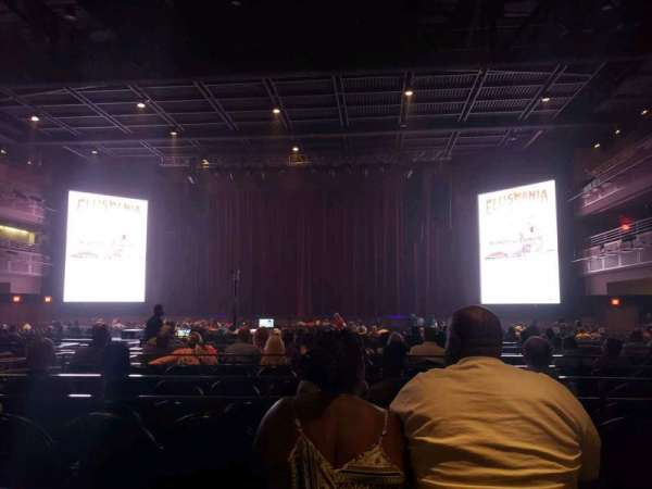 The Joint at Hard Rock Las Vegas, section: 101, row: Q