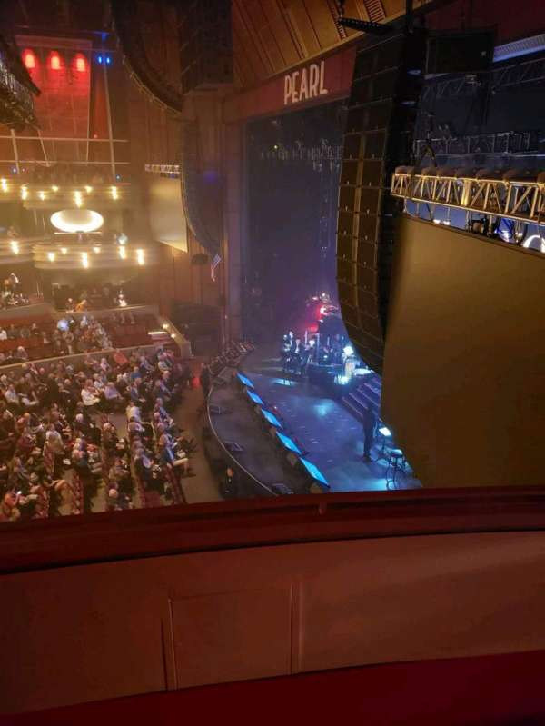 Pearl Theater, section: Box 311, row: C, seat: 3