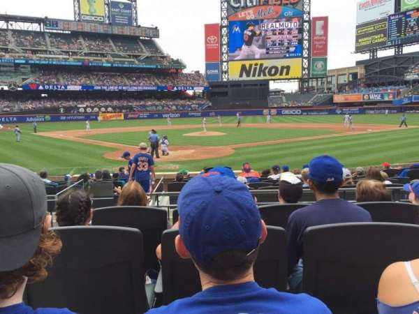 Citi Field, section: 14, row: 13, seat: 4