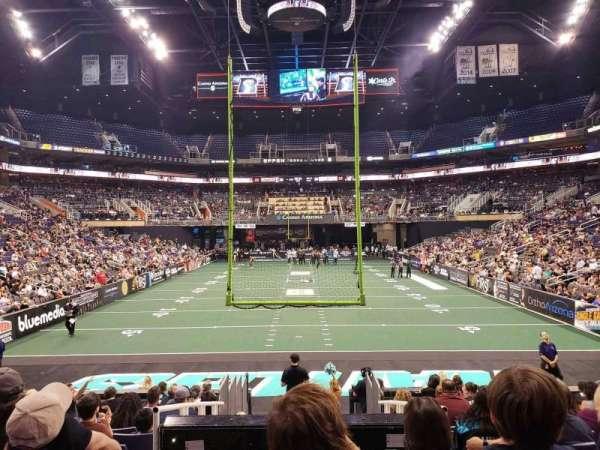 Talking Stick Resort Arena, section: 108, row: 13, seat: 11