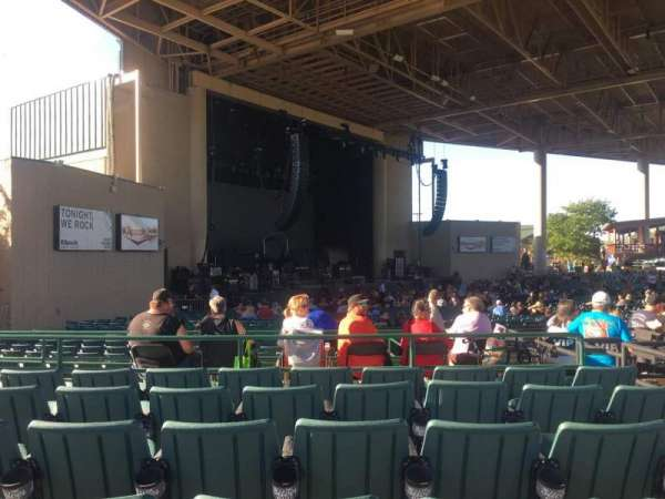 Ruoff Home Mortgage Music Center, section: D, row: H, seat: 22