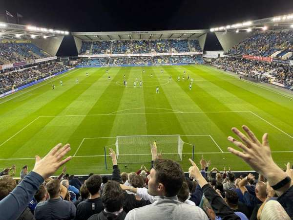 The Den, section: 23, row: P, seat: 81
