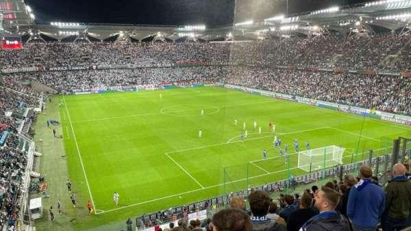 Stadion Wojska Polskiego, section: 222, row: 14, seat: 11