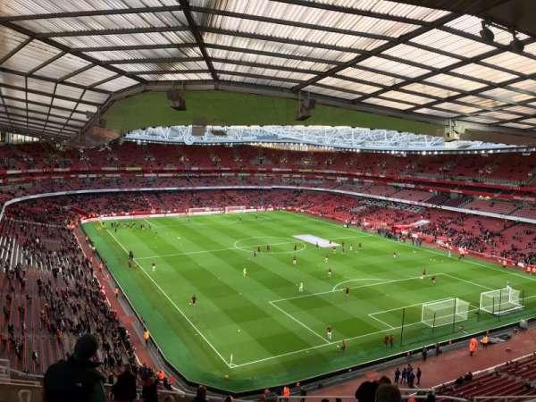 Emirates Stadium, section: 105, row: 19, seat: 410