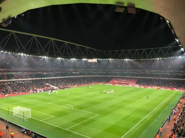 Emirates Stadium, section: 119, row: 2, seat: 793