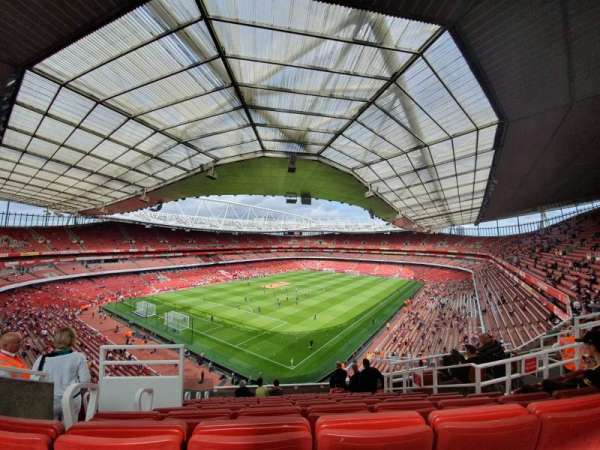 Emirates Stadium, section: 119, row: 12, seat: 782