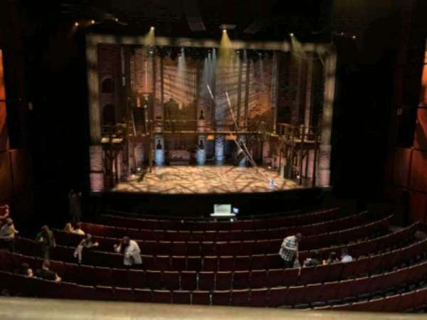 Sydney Lyric, section: Dress Circle, row: A, seat: 28