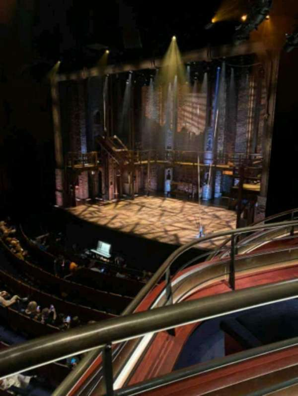 Sydney Lyric, section: Dress Circle, row: Box 4