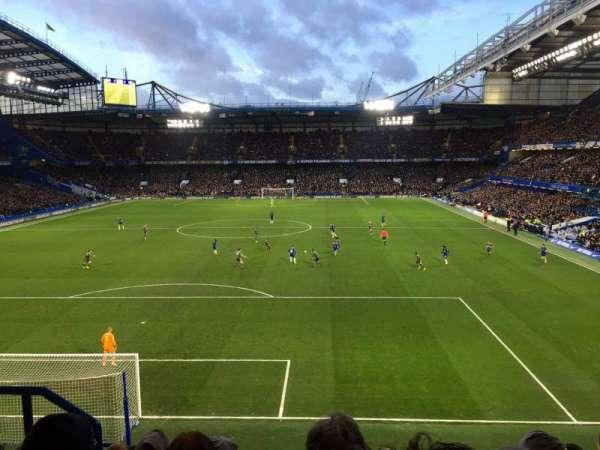 Stamford Bridge, section: Shed End Upper 3, row: 9, seat: 122
