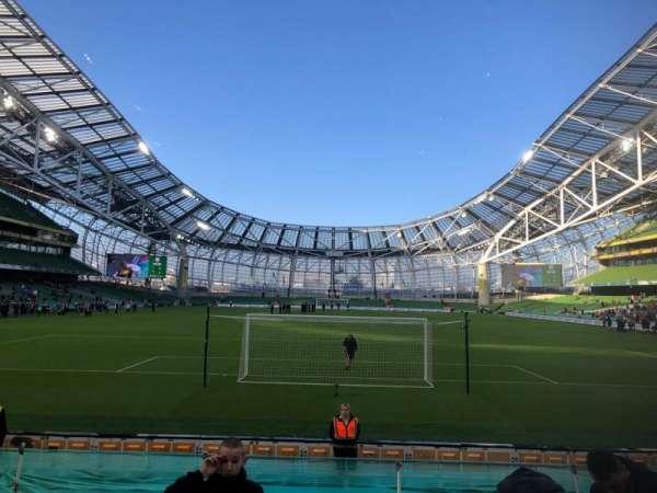 Aviva Stadium, section: 115, row: N, seat: 24