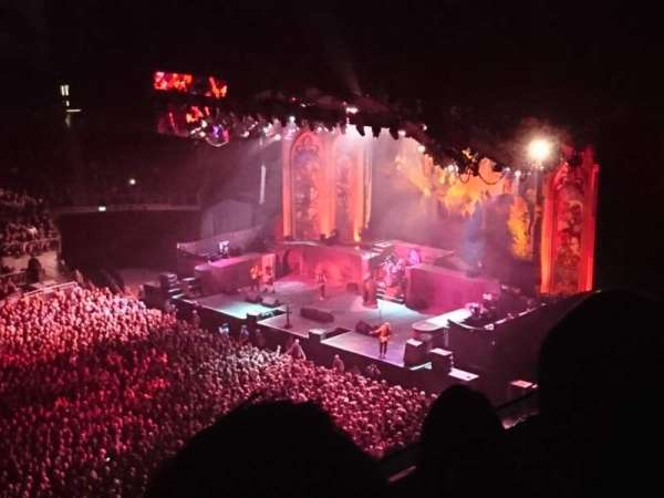 The O2 Arena, section: 419, row: C, seat: 894