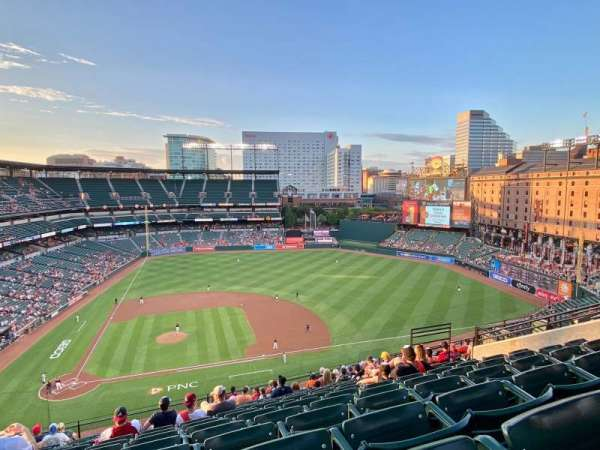 Oriole Park at Camden Yards, section: 324, row: 15, seat: 11