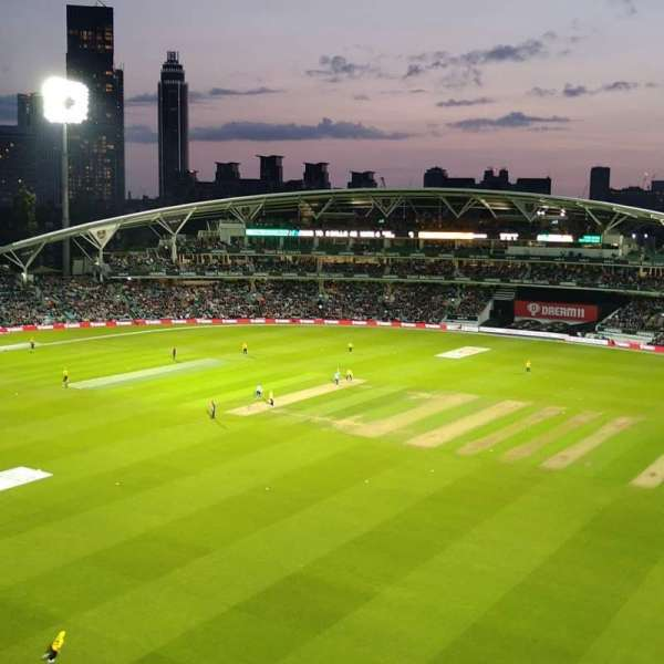 Kia Oval, section: Lock Balcony, row: Bar, seat: Bar