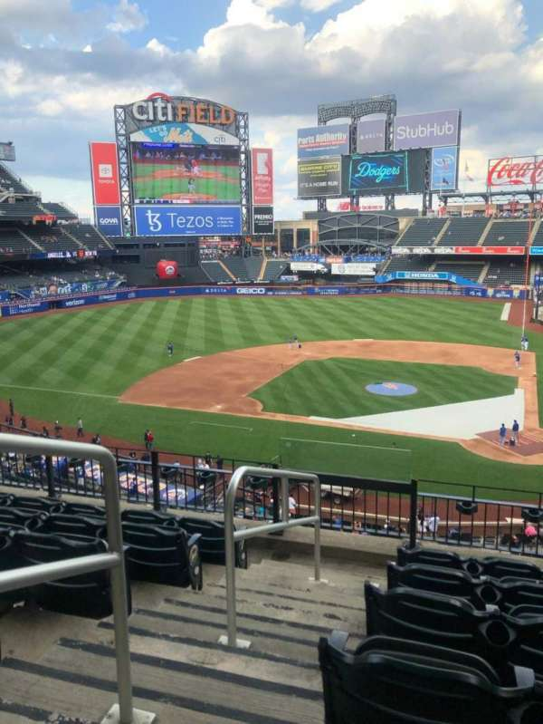 Citi Field, section: 323, row: 6, seat: 15