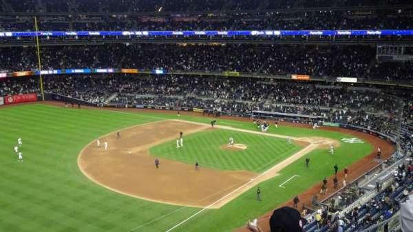 Yankee Stadium, section: 329, row: 3, seat: 22