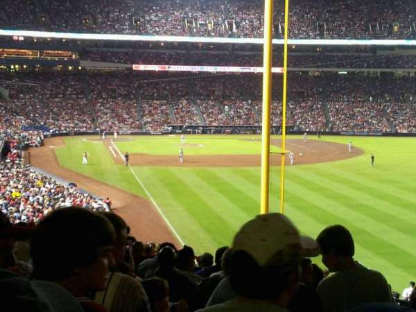 Turner Field, section: 229