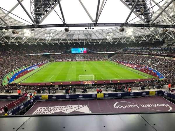 London Stadium, section: 250, row: 49, seat: 08