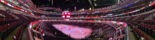 United Center, section: 213, row: 1, seat: 12