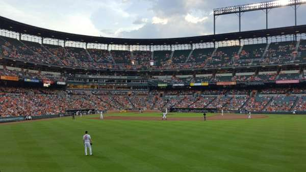 Oriole Park at Camden Yards, section: 96, row: 6, seat: 17