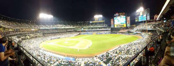 Citi Field, section: 310, row: 1, seat: 20
