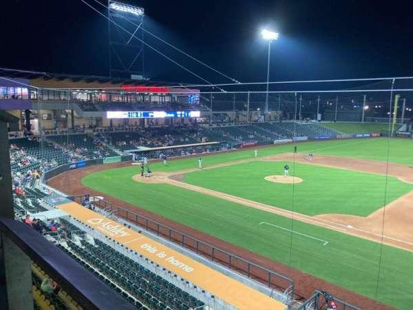 Riverfront Stadium, section: Suite 3, row: 1, seat: 1