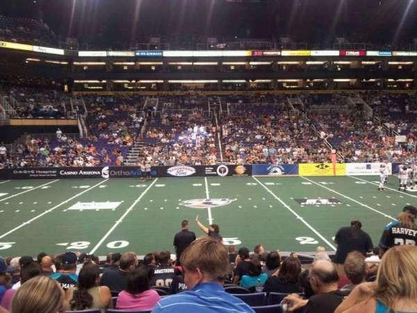 Talking Stick Resort Arena, section: 115, row: 12, seat: 4