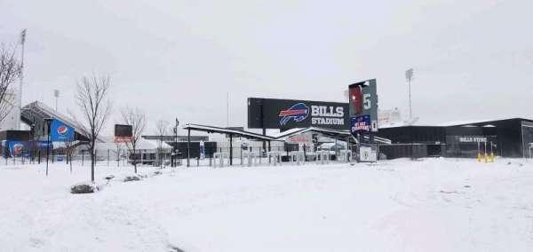 Buffalo Bills Stadium, section: Gate 5