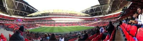 Wembley Stadium, section: 124, row: 34, seat: 32