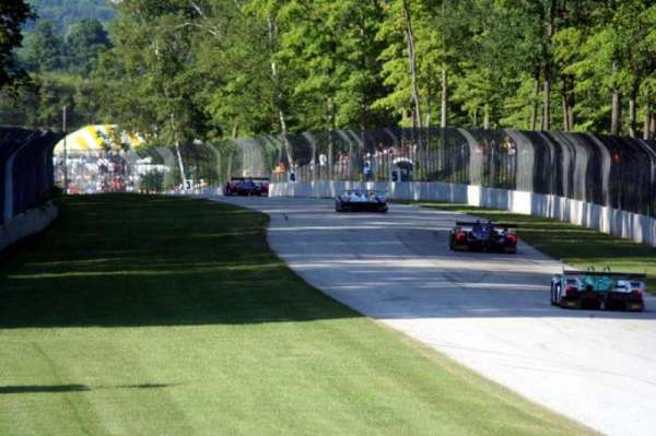 Road America, section: Turn 4
