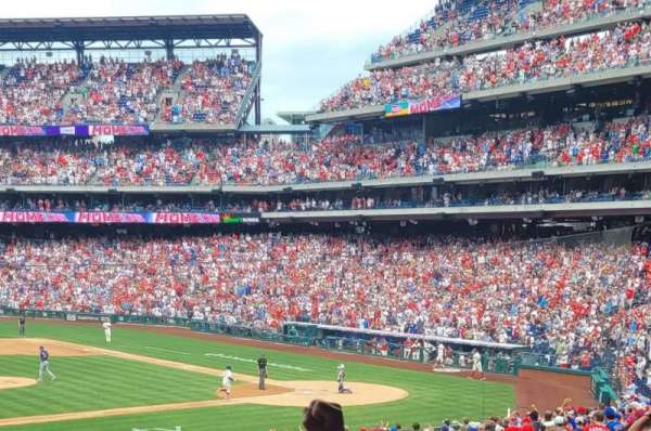 Citizens Bank Park, section: 132, row: 33, seat: 5