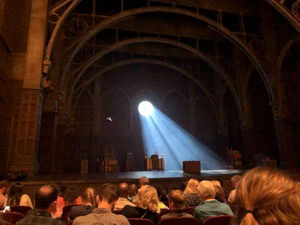 Lyric Theatre, section: Orchestra, row: G, seat: 14