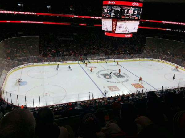 Wells Fargo Center, section: 223, row: 4, seat: 6