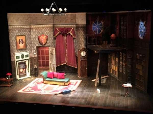 Lyceum Theatre (Broadway), section: Center Mezzanine, row: A, seat: 101