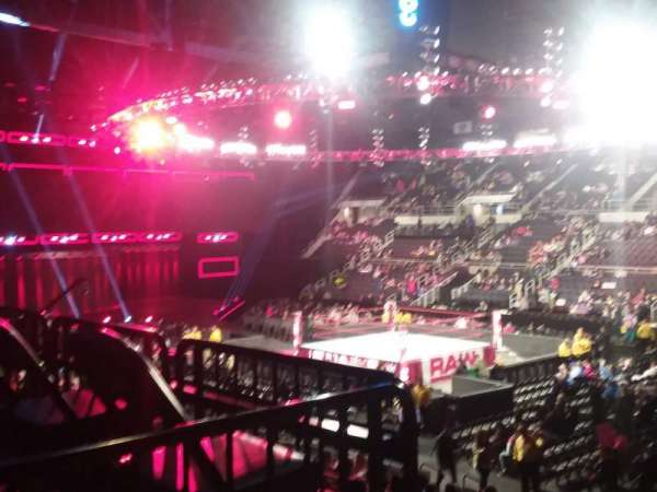 Dunkin' Donuts Center, section: 105, row: H, seat: 12