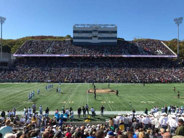Michie Stadium, section: 29, row: X, seat: 10