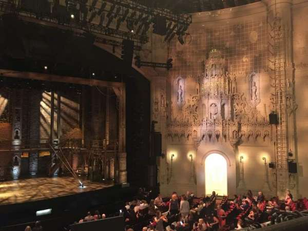 Orpheum Theatre (San Francisco), section: Loge, row: A, seat: 113