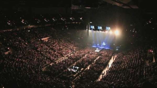 Moda Center, section: 326, row: K, seat: 15