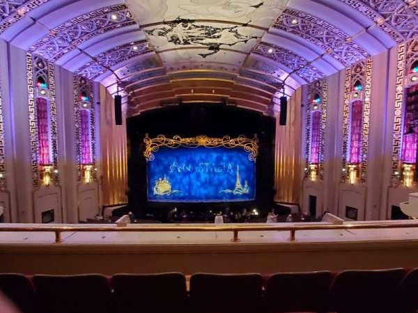 The Bushnell Center for the Performing Arts - Mortensen Hall, section: Mezzanine D, row: F, seat: 308-309