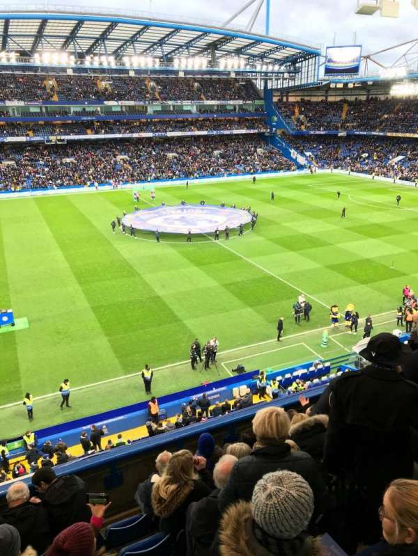 Stamford Bridge, section: East Stand Upper 3, row: 7, seat: 137