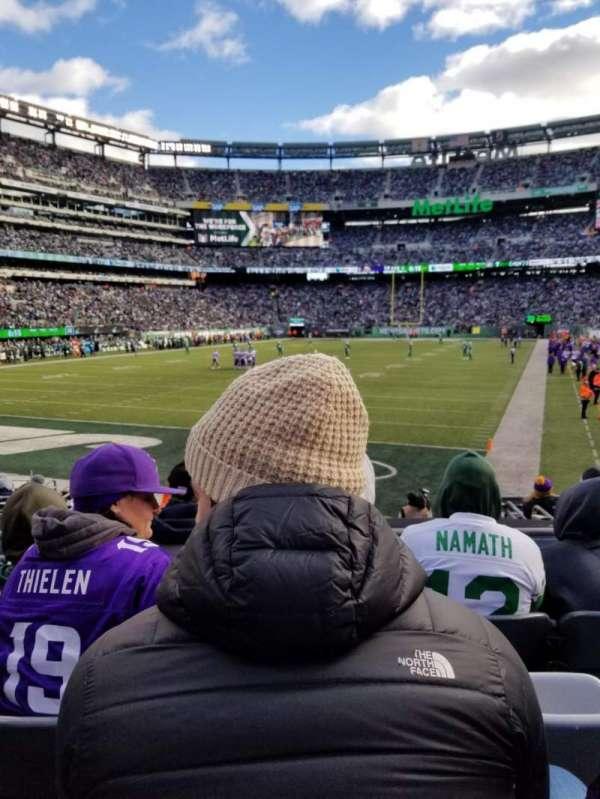 MetLife Stadium, section: 148, row: 13, seat: 13