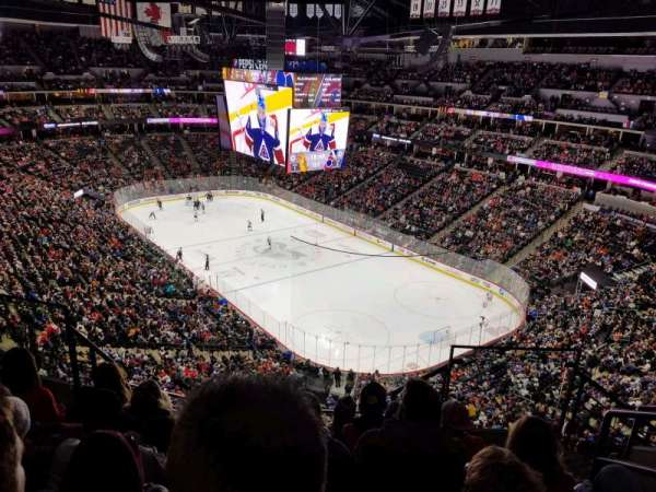 Pepsi Center, section: 370, row: 9, seat: 3