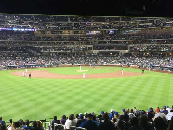 Citi Field, section: 138, row: 19, seat: 4