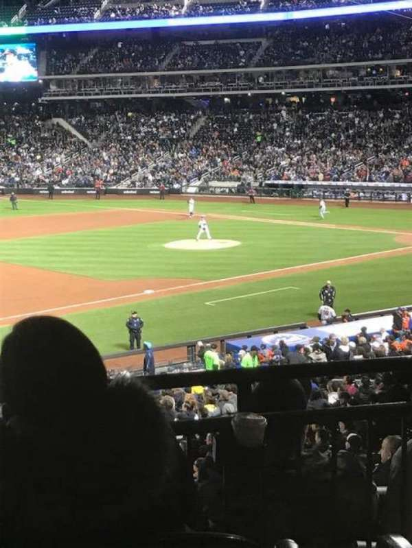 Citi Field, section: 125, row: 32, seat: 4