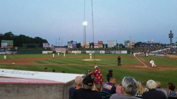 FirstEnergy Park, section: 110, row: 10, seat: 16